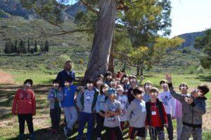 Σχολική εκδρομή στη Φύση - Ναύπλιο